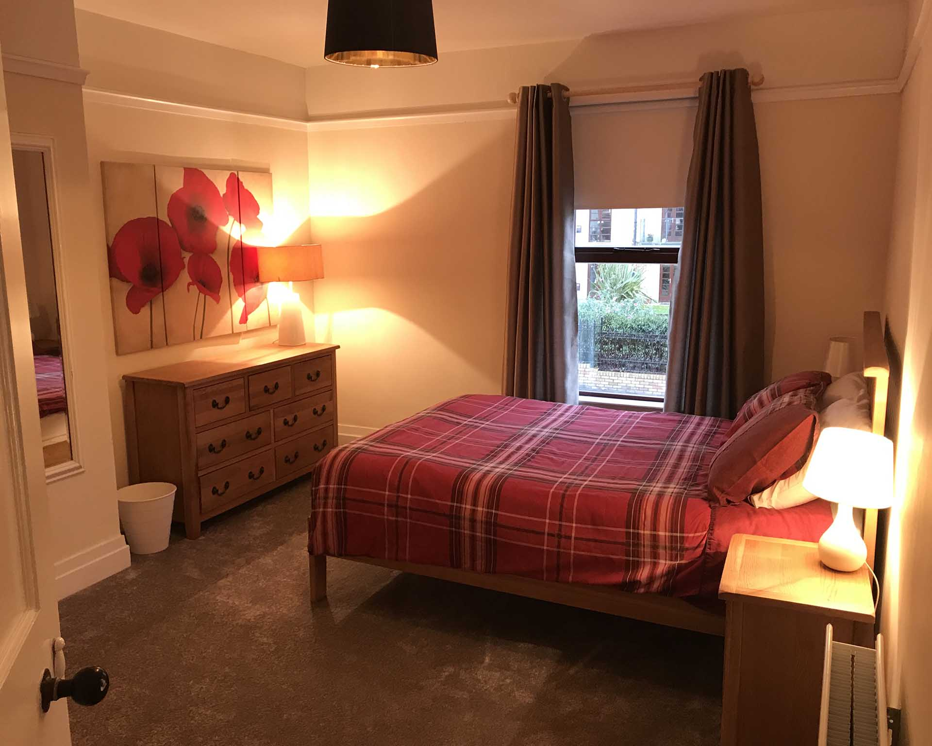 holywood accommodation rental